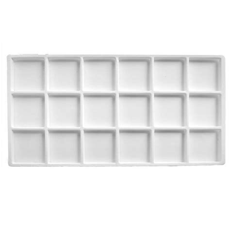 Jewelry Drawer Liner by Jewelry Tray Liner 18 Compartment Size