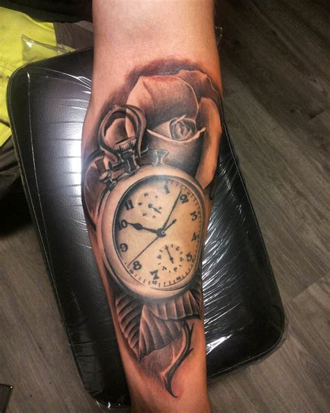 clock design tattoo 38 designs ideas design trends premium