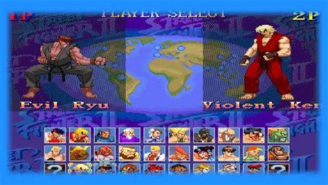 fighter 2 grand master challenge fighter ii x grand master challenge mugen
