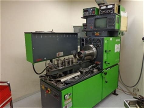 bosch test bench for sale bosch injector pump test bench auction 0001 3005102