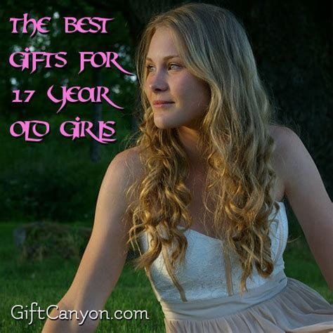 The Best Gifts for 17 Year Old Girls   Gift Canyon