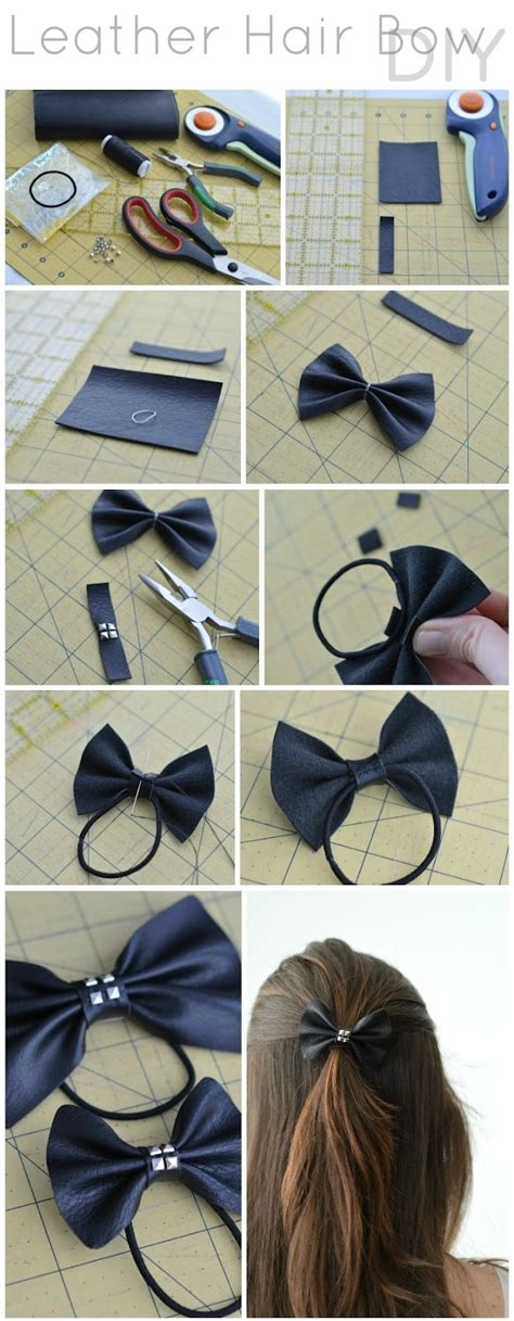 the craft diy hair and 23 beautiful diy hair accessories