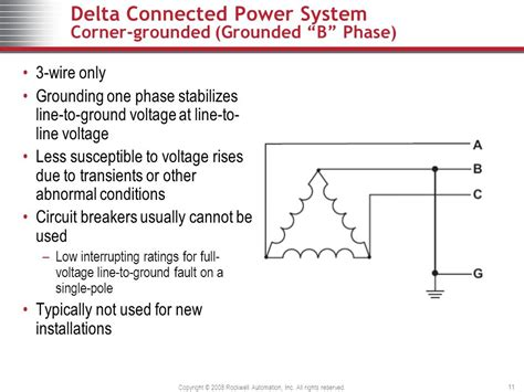 grounded b phase wiring diagram wiring diagrams schematics