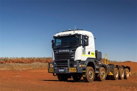 Australia Now Has Their Biggest Scania Truck   Truck