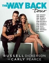 russell dickerson madison wi country music artist info new information facts