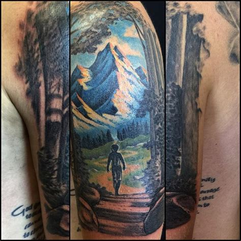 path tattoo designs mountain path search mountain paths