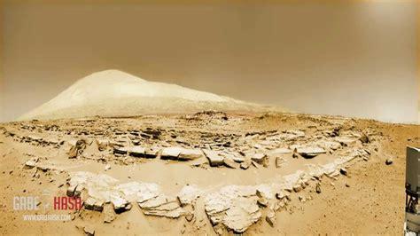 ultimas imagenes extrañas de marte marte curiosity rovers toma espectaculares fotos del