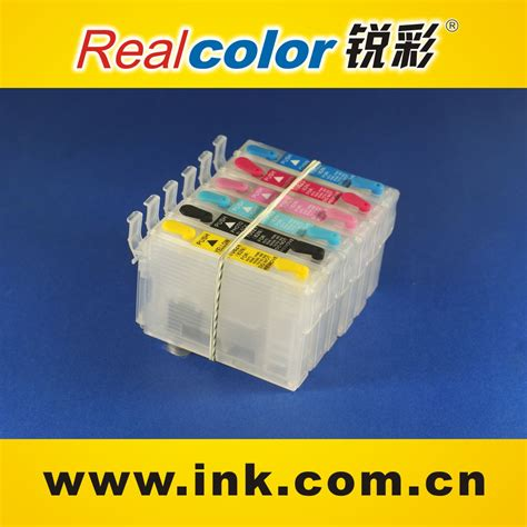 chip resetter epson t60 compatible priner ink cartridge for epson t60 refill for