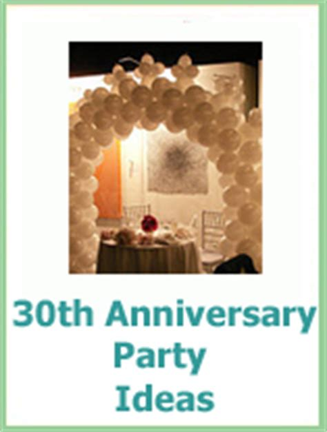 30th Wedding Anniversary Vacation Ideas by Anniversary Ideas For Parents