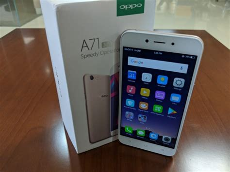 Auto Focus Oppo A71 oppo a71 review is an ai label next to selfies enough to command the budget race ibtimes india