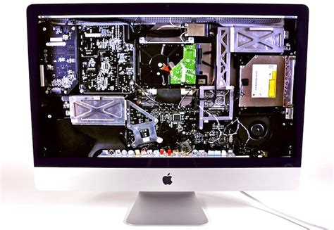 see the inside of imac and iphone with these x wallpapers