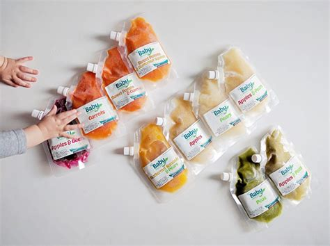 Fresh Organic Baby Foods by Baby Munchiez Fresh Organic Baby Food Delivered To Your