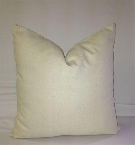wholesale 25 blank pillow covers 14 quot square cotton