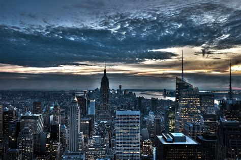 imagenes vintage nueva york tarde de nueva york fondos extensas ciudades para