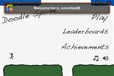 doodle sprint play free iphone app of the week doodle sprint iphone tips and
