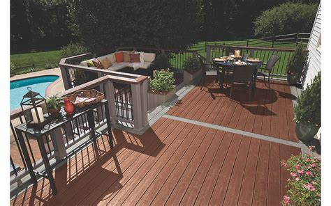 Trex Transcend Decking by Composite Decking Official Singapore Distributor Trex