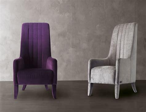 nella vetrina rugiano cleopatra  armchair bench purple velvet