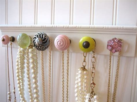 Door Knob Necklace Holder by Door Knob Jewelry Holder