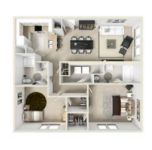 Apartment 3 Bedroom Interior Design 15 3 Bedroom Apartment Floor Plans