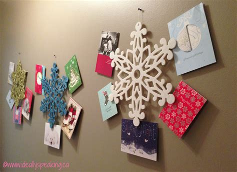 christmas diy easy diy christmas card wreath ideally speaking