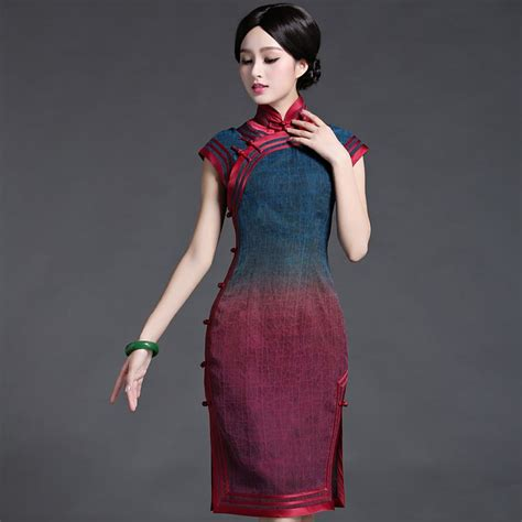 Bt8988 Glassis Jessey Mini Dress 1 classic quality tortoise silk style cheongsam summer one dress s vintage