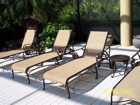 Patio Furniture Refinishing Patio Furniture Refinishers