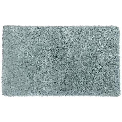 Buy Welspun Crowning Touch 17 Inch X 24 Inch Bath Rug In Aqua Bathroom Rugs