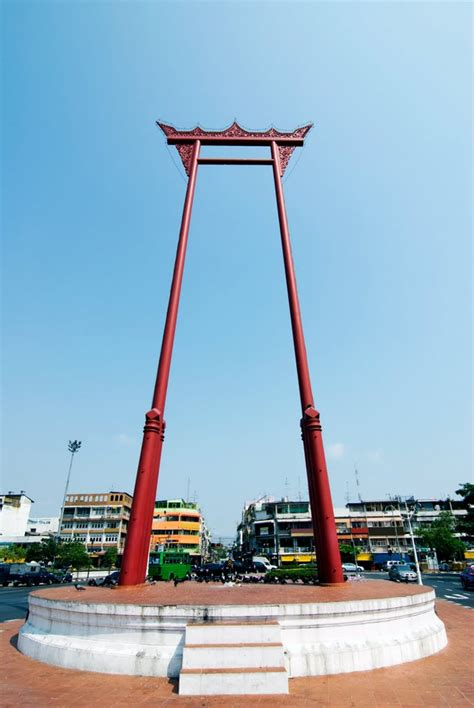 swing bangkok panoramio photo of the giant swing bangkok thailand