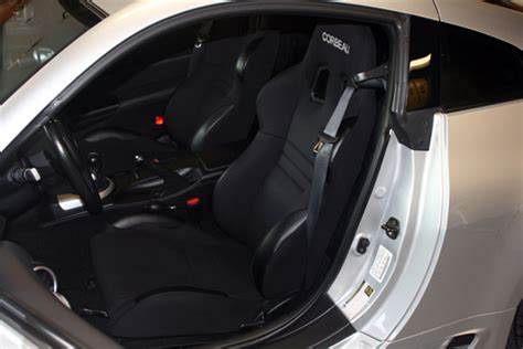 aftermarket car seats comfort best aftermarket street seats for 03 350z my350z com forums