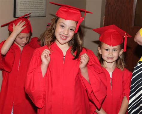 immanuel lutheran kindergarten graduation 2013 news