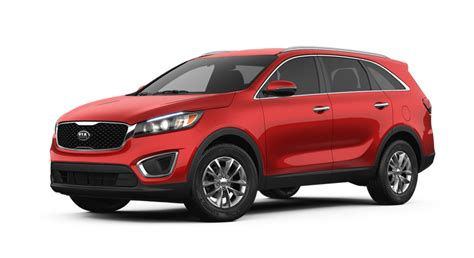 kia sorento options 2018 kia sorento exterior color options