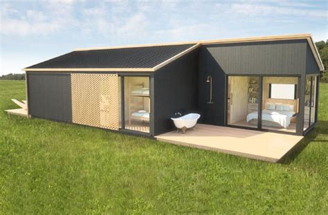 build a fully functional home for 100 000 with eco pod