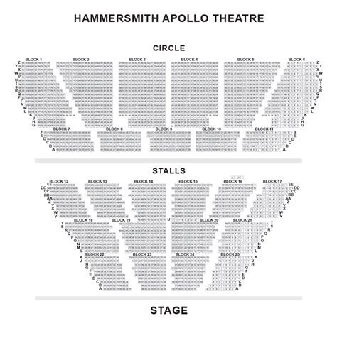 hammersmith apollo floor plan hammersmith apollo seating plan