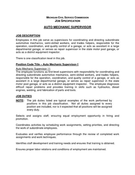 Bike Mechanic Cover Letter by Sleep Therapist Cover Letter