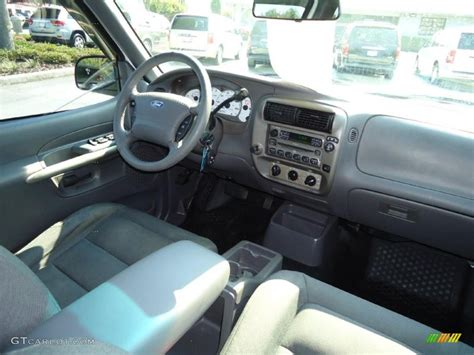 graphite interior 2001 ford explorer sport trac