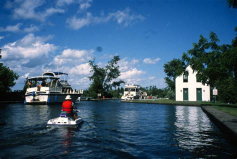 Rideau Tours by Rideau Canal Sea Doo Tour Ontario Ride Planner Intrepid