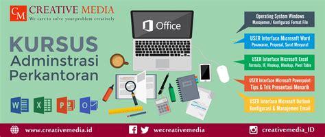 Kursus Microsoft Office kursus administrasi perkantoran microsoft office di