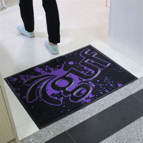 Custom Mat Printing by Custom Printed Logo Mats And Door Mats