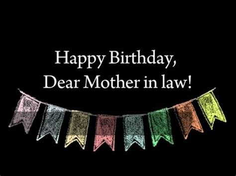 Happy Birthday Mother In Law Wishes ? WeNeedFun