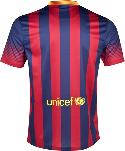 Barcelona Home 13 14 aditya nugraha mahendra putera barcelona 13 14 kit