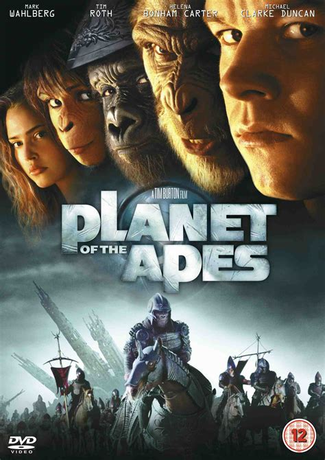 Planet Apes 2001 Full Movie Planet Of The Apes 2001 New Dvd Mark Wahlberg Ebay