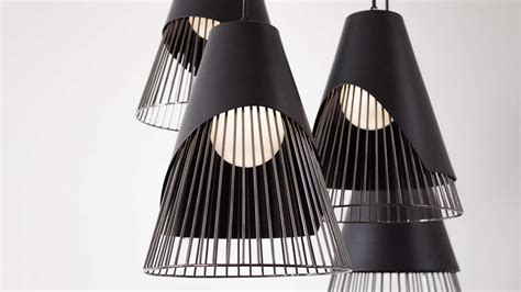 real life conic sections the conic section pendant light by castor design livin