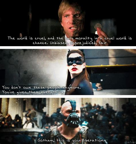 Dark Knight Joker Meme - gif batman joker the dark knight rises the dark knight
