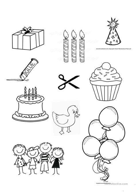 printable birthday activity sheets birthday worksheet free esl printable worksheets made by