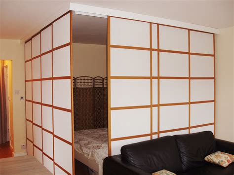 shoji curtains wardrobe room divider i call this my areau201d the