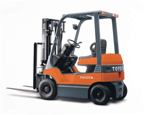 toyota electric forklift specifications