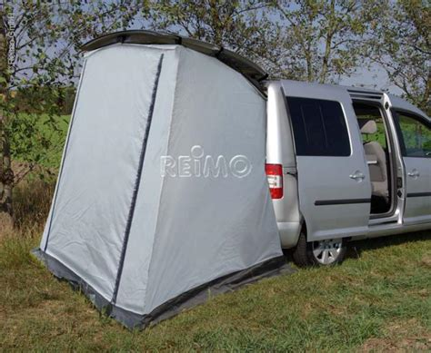 reimo awning rear tent trapez for caddy w250xl140cm 93791 reimo