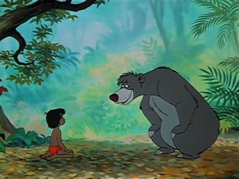 jungle book bear necessities song
