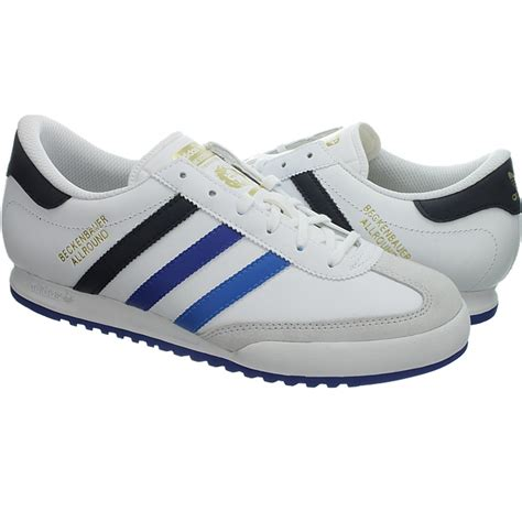 Retro Casual Shoes G 1047 adidas beckenbauer s sneakers white blue retro casual