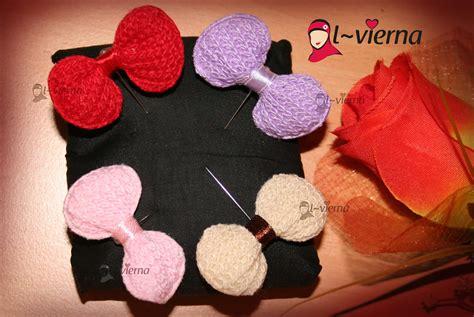 Jilbab Segi Empat Handmade tuspin jilbab aneka tuspin handmade